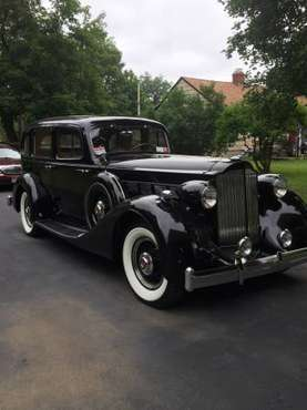 1935 Packard Super 8 model 1203 for sale in Hamburg, NY