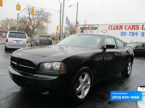 2008 Dodge Charger LC H (High Line) Base - BEST CASH PRICES AROUND!... for sale in Detroit, MI