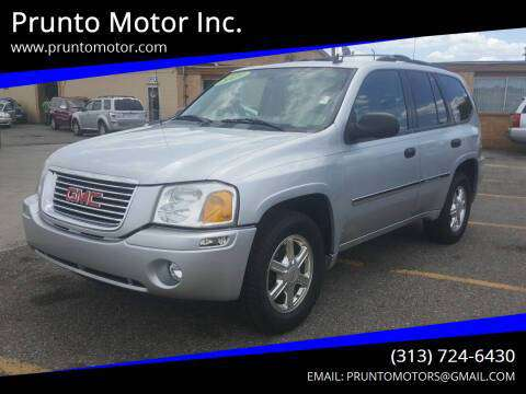 ~*2009 GMC ENVOY SLT*FULLY LOADED*RUNS & DRIVES GREAT*4WD*NO ISSUES*~ for sale in Dearborn, MI