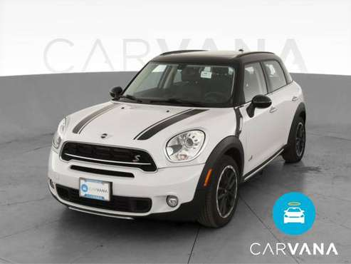 2016 MINI Countryman Cooper S ALL4 Hatchback 4D hatchback White - -... for sale in Providence, RI