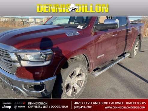 2019 Ram 1500 Laramie - cars & trucks - by dealer - vehicle... for sale in Caldwell, ID