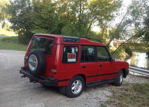 1996 Land Rover for sale in Toledo, OH