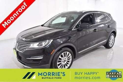 2017 Lincoln MKC - 2.0L 4 Cyl. - Loaded Reserve w/All Wheel Drive for sale in Buffalo, MN