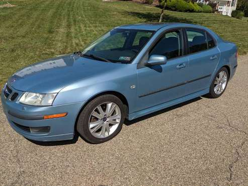2007 SAAB 9 3 TURBO for sale in Allison Park, PA