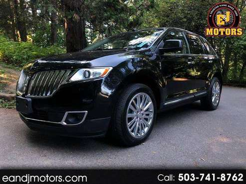 2011 Lincoln MKX AWD for sale in Portland, OR