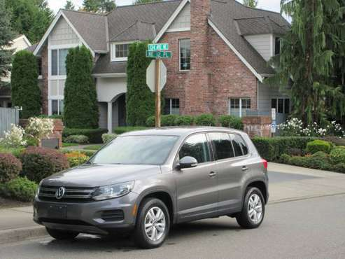 2013 VW TIGUAN 4X4 SUV* IT'S EXCELLENT ! for sale in Bellevue, WA