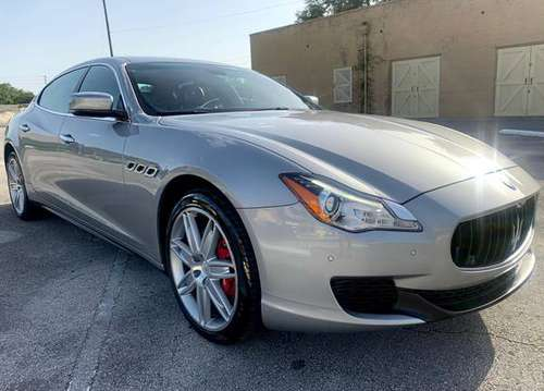 2014 Maserati Quattroporte Q4! 45kMILES! Flawless! MUST SEE! for sale in Sanford, FL