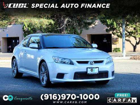2012 Scion tC Base 2dr Coupe 6M **Very Nice!** for sale in Roseville, CA