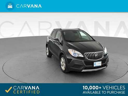 2016 Buick Encore Sport Utility 4D suv Black - FINANCE ONLINE for sale in Richmond , VA