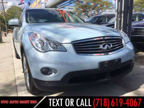 2011 INFINITI EX35 AWD 4dr Journey Guaranteed Credit Approval! for sale in Brooklyn, NY