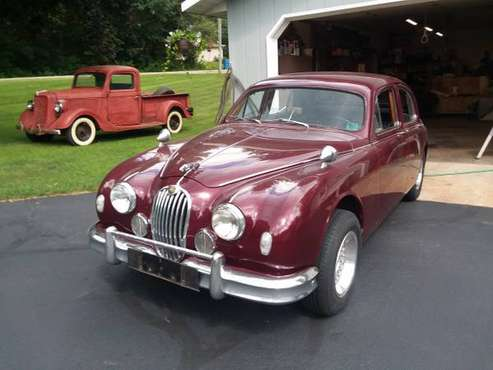 1956 JAGUAR MK1 for sale in Wisconsin dells, WI