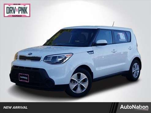 2015 Kia Soul SKU:F7146758 Hatchback for sale in Austin, TX