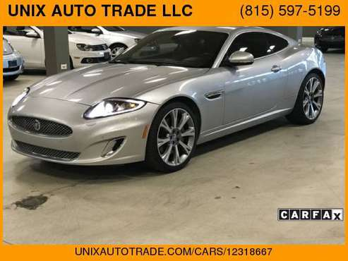 2014 JAGUAR XK for sale in Sleepy Hollow, IL