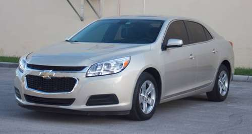 2016 CHEVY MALIBU LT for sale in Fort Lauderdale, FL