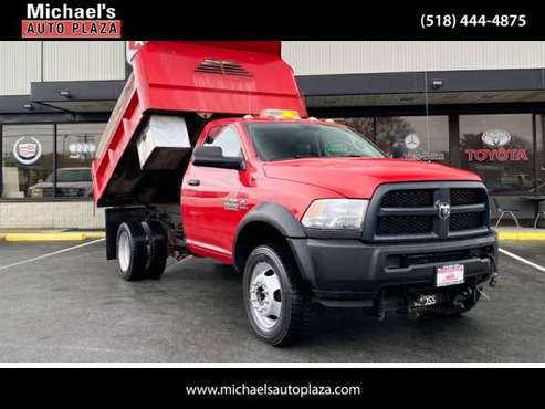 2014 Ram 5500 Chassis Tradesman/SLT - cars & trucks - by dealer -... for sale in east greenbush, NY