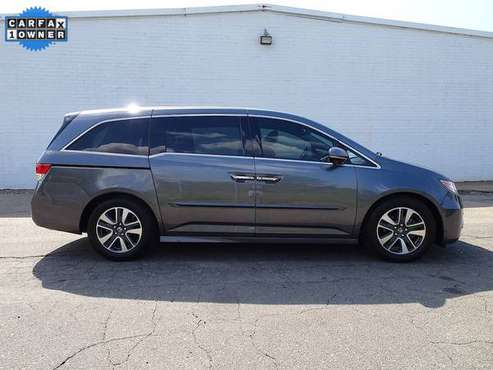 Honda Odyssey Touring Elite Navi Sunroof DVD Player Vans mini Van NICE for sale in northwest GA, GA