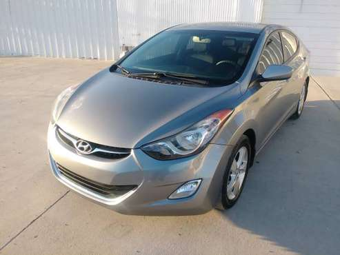 2012 Hyundai elantra gls for sale in Dallas, TX