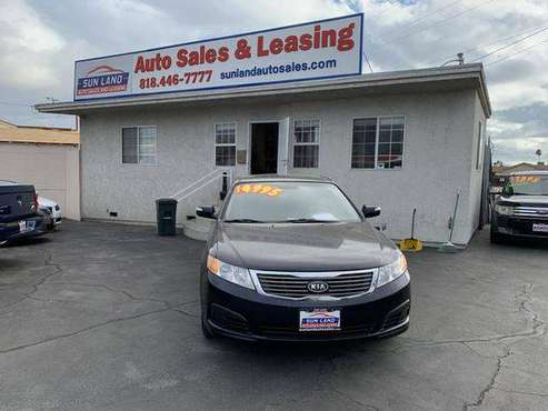 2010 Kia Optima LX Sedan 4D -EASY FINANCING AVAILABLE for sale in Los Angeles, CA