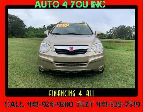 2008 Saturn Vue ~ Free Warranty ~ Only $1195 Down ~ Auto 4 You for sale in Sarasota, FL