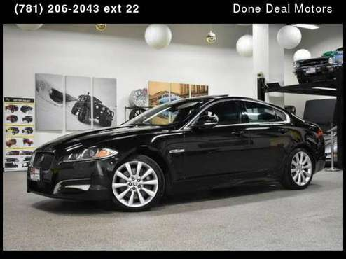 2013 Jaguar XF V6 AWD for sale in Canton, MA