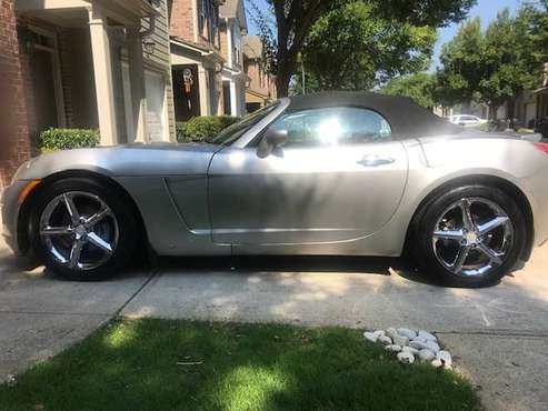 Saturn Sky Redline 2007 Turbo Convertible- GREAT CONDITION for sale in Powder Springs, GA