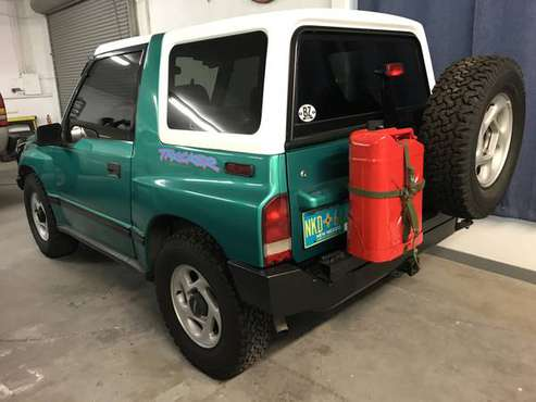 1994 Geo Tracker 4WD - 73K Mi. for sale in Las Cruces, NM