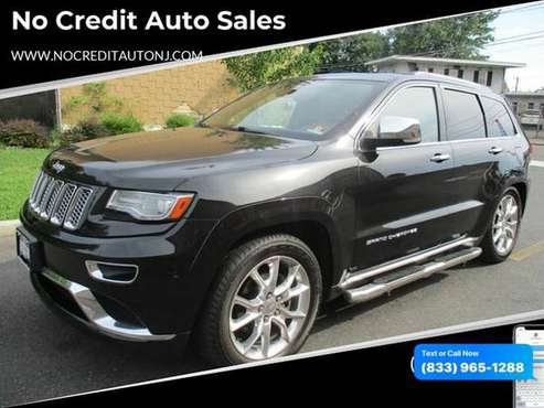 2014 Jeep Grand Cherokee Summit 4x4 4dr SUV $999 DOWN for sale in Trenton, NJ