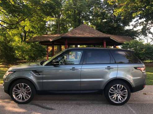2014 LAND ROVER RANGE ROVER SPORT SUPERCHARGED..4X4..FINANCING OPTIONS for sale in Holly, OH