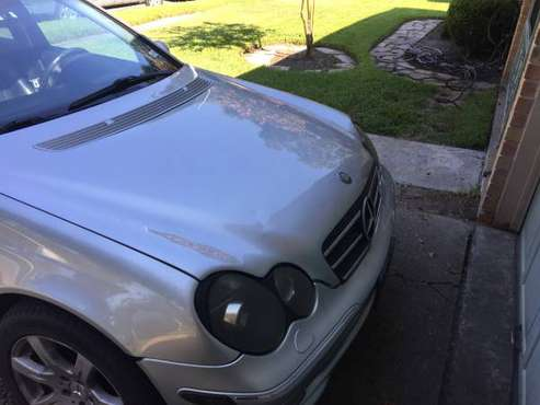 2002 Mercedes Benz AMG C32 for sale in CHANNELVIEW, TX