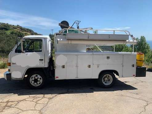 Plumber/Contractor's Truck (or Best Offer) for sale in Topanga, WA