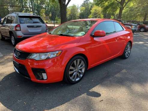 2013 Kia Forte Koup SX for sale in Richmond , VA