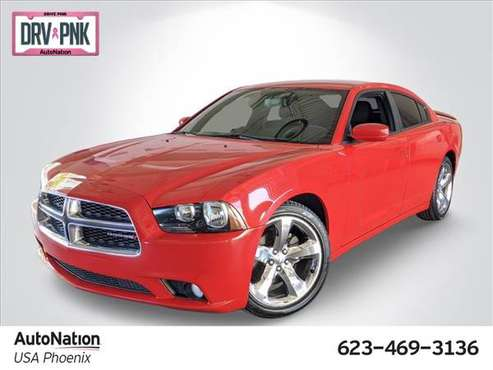 2014 Dodge Charger SXT SKU:EH342755 Sedan - cars & trucks - by... for sale in Phoenix, AZ