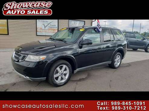 2009 Saab 9-7X AWD 4dr 5.3i for sale in Chesaning, MI