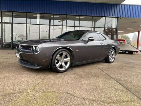 2013 Dodge Challenger R/T Plus Coupe - cars & trucks - by dealer -... for sale in Albany, OR