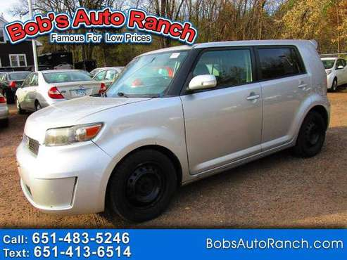 2008 Scion xB 5dr Wgn Auto (Natl) - cars & trucks - by dealer -... for sale in Lino Lakes, MN