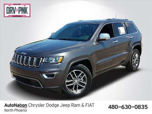 2017 Jeep Grand Cherokee Limited SKU:HC732285 SUV for sale in North Phoenix, AZ