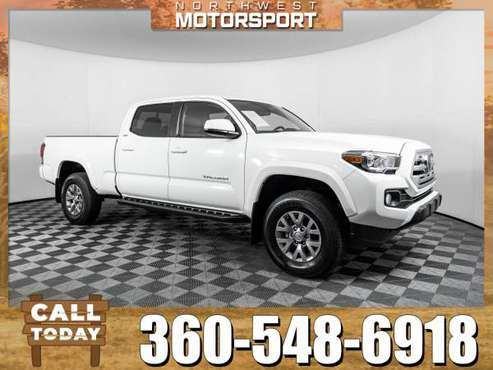 2018 *Toyota Tacoma* SR5 4x4 for sale in Marysville, WA