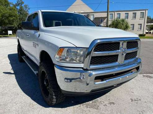 2015 RAM Ram Pickup 2500 Big Horn 4x4 4dr Crew Cab 6.3 ft. SB Pickup... for sale in TAMPA, FL