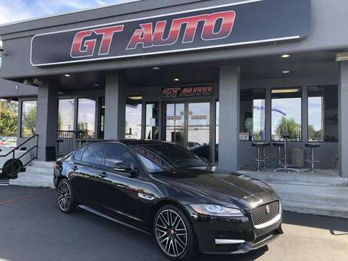 2016 Jaguar XF R-Sport 3.5t Sedan for sale in PUYALLUP, WA