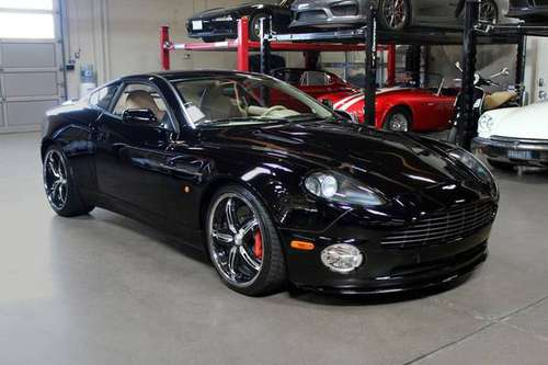 2006 Aston Martin Vanquish S for sale in San Carlos, CA
