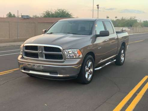 2010 dodge ram pickup 1500 crew cab - cars & trucks - by owner -... for sale in Peoria, AZ