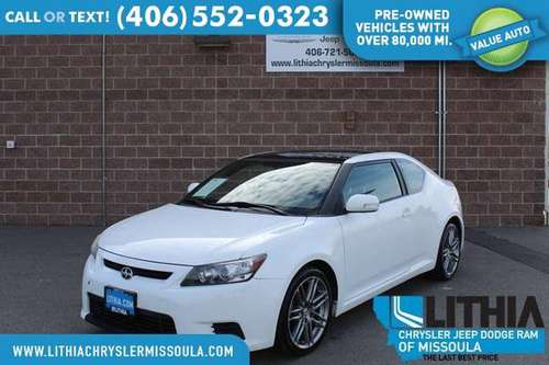 2011 Scion tC 2dr HB Auto (SE) Coupe tC Scion for sale in Missoula, MT