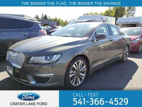 2017 Lincoln MKZ Hybrid Reserve FWD for sale in Medford, OR