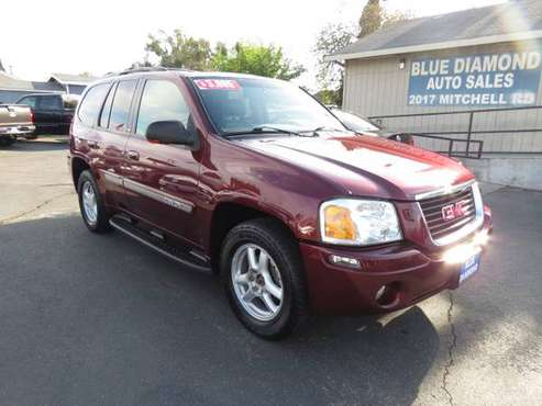 ** 2002 GMC Envoy SLT AWD Loaded BEST DEALS GUARANTEED ** for sale in CERES, CA