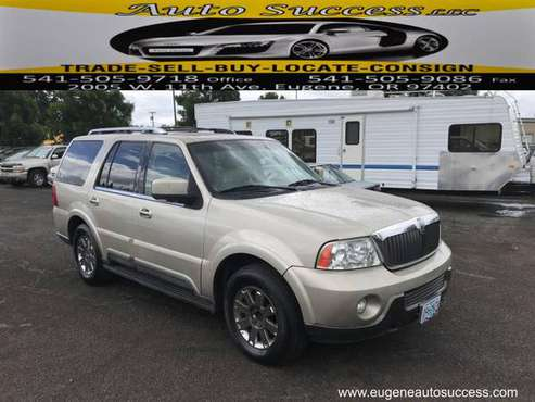 2004 LINCOLN NAVIGATOR LOADED SPECIAL PICE for sale in Eugene, OR