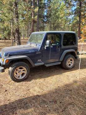 2004 Jeep Wrangler Sport for sale in Bend, OR
