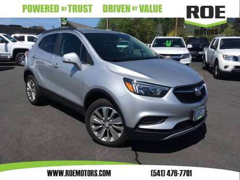 2018 Buick Encore Preferred WITH BACKUP CAMERA #50774 for sale in Grants Pass, OR