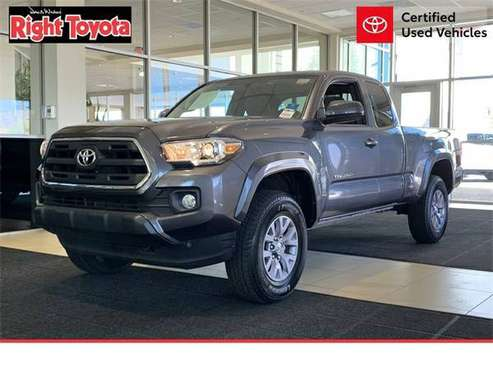 2017 Toyota Tacoma SR5 / $2,907 below Retail! for sale in Scottsdale, AZ