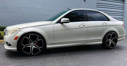 "2011 MERCEDES BENZ C300 NAVIGATION 20"" RIMS WEEKEND SPECIAL PRICE for sale in Fort Lauderdale, FL"