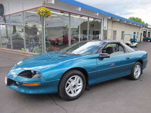 1995 CHEVY CAMARO Z28 COUPE for sale in Longview, OR